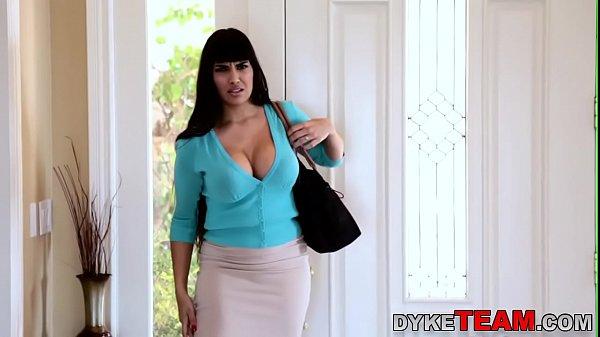 Sexo lesbico mãe e filha